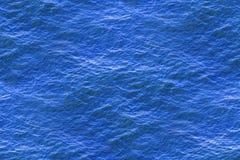 Texture sans couture de surface de mer de l'eau Photo libre de droits