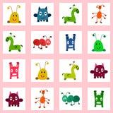 Texture de textile d'animaux Photos stock
