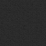 Texture sans couture de tissu noir Carte de texture pour 3d et le 2d Photographie stock