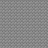 Texture sans couture de vieux métal avec la corrosion illustration stock