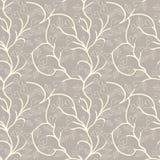 Texture sans couture florale de vecteur Images libres de droits