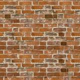 Texture sans joint de brique Image stock
