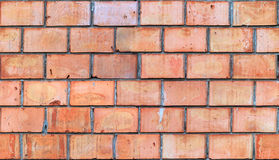 Texture sans joint de brique Image libre de droits