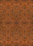 Texture sans joint de configuration arabe au palais d'Alhambra images stock