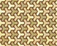Texture sans joint de configuration en bois Image libre de droits
