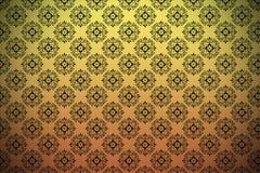 Texture sans joint de configuration sur le fond de gradient Photo stock