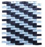 Texture sans joint de mosaïque Image libre de droits