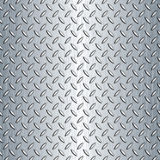 Texture sans joint de plaque de diamant Photos stock