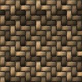 Texture sans joint de StrawMat illustration libre de droits