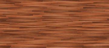 Texture sans joint de voie de garage en bois Photographie stock libre de droits