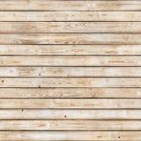 Texture sans joint en bois Photos libres de droits