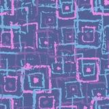 Texture sans joint géométrique abstraite illustration stock