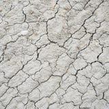 Texture sans vie sèche de terre Images libres de droits