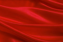 Texture of the satin fabric Royalty Free Stock Images