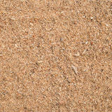 Texture of sawdust Royalty Free Stock Photography
