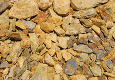 Texture of schist stone Stock Photography