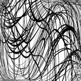 Texture Scrawl Wavy Royalty Free Stock Image