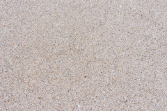 Texture of the sea sand. The texture of the sea sand in a beach Royalty Free Stock Photo