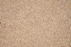 Texture of sea sand Stock Photos