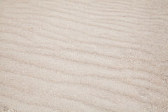 Texture of sea sand Royalty Free Stock Photos