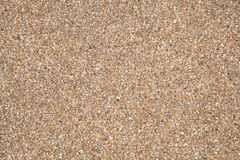 Texture of sea sand Royalty Free Stock Images