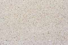 Texture of sea sand to create the background Stock Images