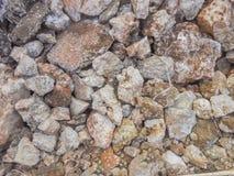 Texture of Sedimentary Rocks royalty free stock photography