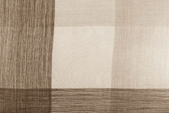 Texture of sepia fabric Royalty Free Stock Images