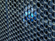 Texture of server Royalty Free Stock Photography