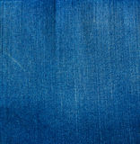 Texture of a shabby denim Stock Images