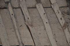The texture of shingles. Royalty Free Stock Photography