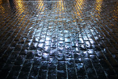 Texture shiny tile Stock Photos