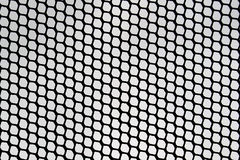 Texture silver mesh Stock Images