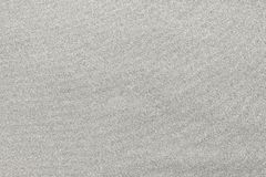 Texture of silver sparkling paper. For holiday background stock image