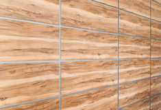 Texture  simulated wood panels. Perspective Stock Image