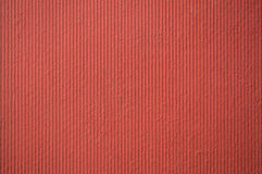 texture of the slate painted red Stock Images