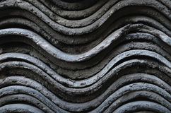 The texture of slate Royalty Free Stock Photography