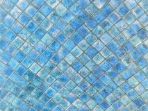 Texture of small square ceramic tile stock photography