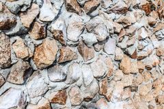 Texture of small stone, natural background. Texture of small stone, decor for wall, natural background Royalty Free Stock Photos