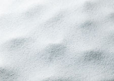 Texture of snow stock photography