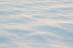 Texture of snow Stock Images