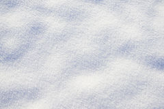 Texture of snow Royalty Free Stock Photos