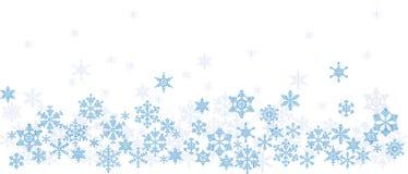 Texture with snowflakes Royalty Free Stock Photos