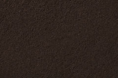 Texture of soil. Clean brown texture of soil Stock Photos