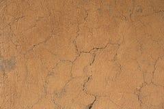 Texture of soil wall Stock Photos