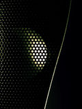 Texture sound box Royalty Free Stock Images