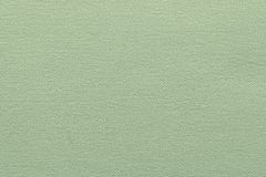 Texture speckled fabric or paper material of pale green color Royalty Free Stock Photo