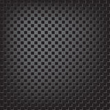 Texture of square metalic mesh Royalty Free Stock Photos