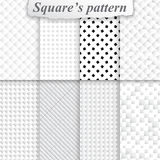 Texture square pattern Royalty Free Stock Images