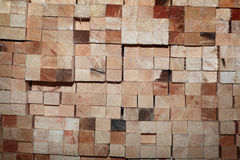 Texture stack of boards texture Royalty Free Stock Photos